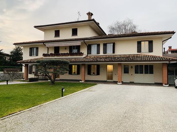 Bifamiliare a Pavia di Udine