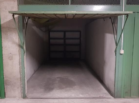 Garage sotterraneo zona centro